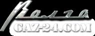 Логотип Клуб владельцев ГАЗ-24
